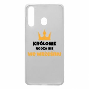 Phone case for Samsung A60 Queens are born in September