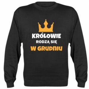 Bluza (raglan) Królowie rodzą się w grudniu