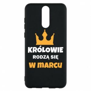 Phone case for Huawei Mate 10 Lite Kings are born in March