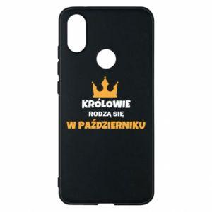 Etui na Xiaomi Mi A2 Królowie rodzą się w październiku