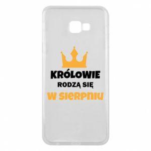 Etui na Samsung J4 Plus 2018 Królowie rodzą się w sierpniu