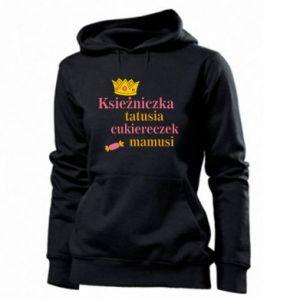Women's hoodies Dad's daughter Mom sweetie