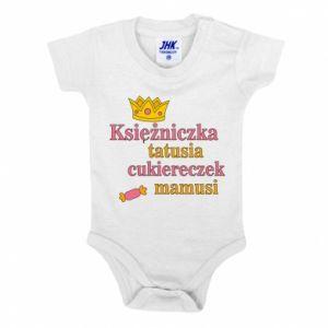 Body dla dzieci Księżniczka tatusia cukiereczek mamusi