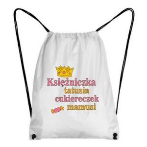 Backpack-bag Dad's daughter Mom sweetie