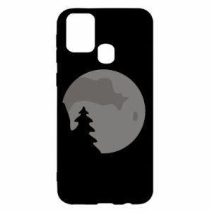 Samsung M31 Case Moon