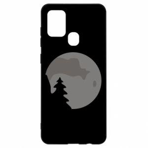 Samsung A21s Case Moon