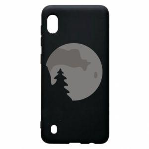 Samsung A10 Case Moon