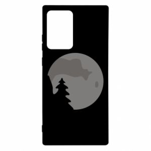 Etui na Samsung Note 20 Ultra Księżyc