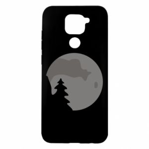 Xiaomi Redmi Note 9 / Redmi 10X case % print% Moon