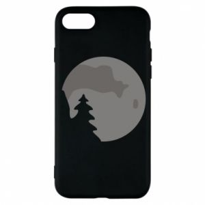 Phone case for iPhone 7 Moon