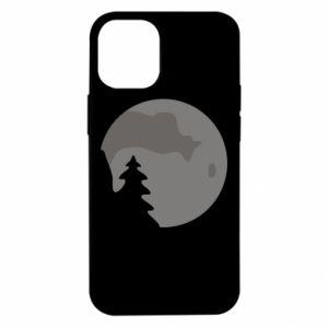 Etui na iPhone 12 Mini Księżyc