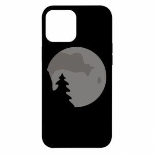 Etui na iPhone 12 Pro Max Księżyc