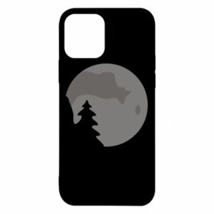 Etui na iPhone 12/12 Pro Księżyc