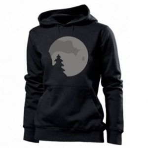 Women's hoodies Moon