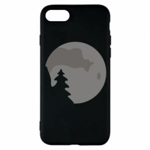 Phone case for iPhone 8 Moon