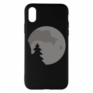Phone case for iPhone X/Xs Moon