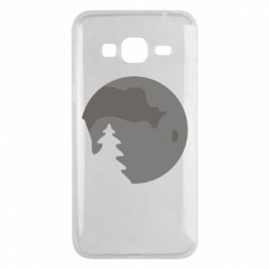 Phone case for Samsung J3 2016 Moon