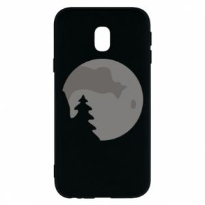 Phone case for Samsung J3 2017 Moon