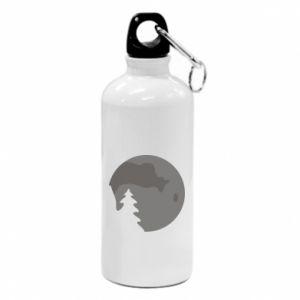 Water bottle Moon