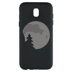 Phone case for Samsung J5 2017 Moon