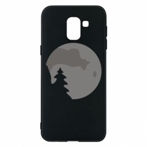 Phone case for Samsung J6 Moon