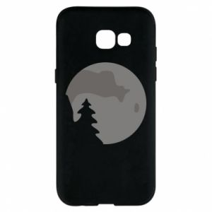 Phone case for Samsung A5 2017 Moon