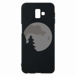 Phone case for Samsung J6 Plus 2018 Moon