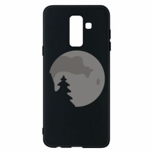 Phone case for Samsung A6+ 2018 Moon