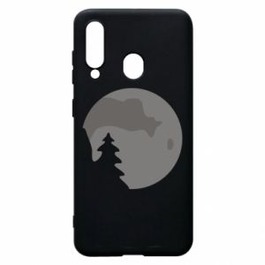 Phone case for Samsung A60 Moon