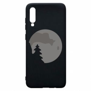Phone case for Samsung A70 Moon