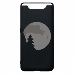 Phone case for Samsung A80 Moon