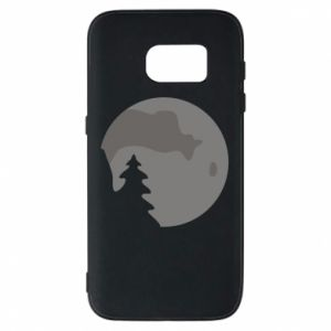 Phone case for Samsung S7 Moon