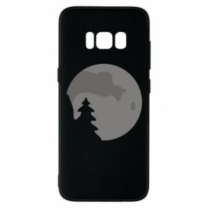 Phone case for Samsung S8 Moon
