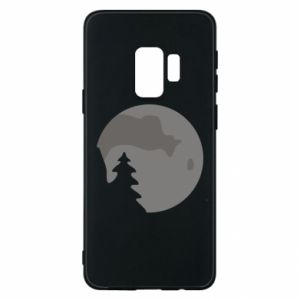 Phone case for Samsung S9 Moon