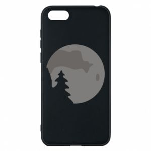 Phone case for Huawei Y5 2018 Moon
