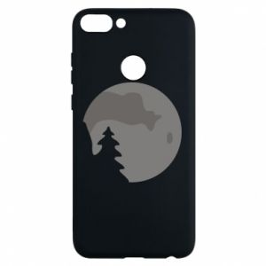 Phone case for Huawei P Smart Moon