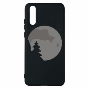 Phone case for Huawei P20 Moon