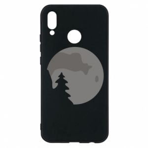 Phone case for Huawei P20 Lite Moon