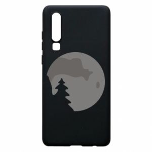 Phone case for Huawei P30 Moon