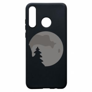 Phone case for Huawei P30 Lite Moon