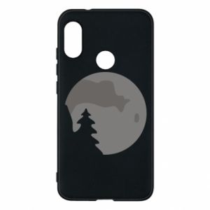 Phone case for Mi A2 Lite Moon