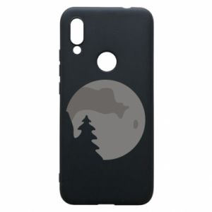 Phone case for Xiaomi Redmi 7 Moon