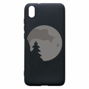 Phone case for Xiaomi Redmi 7A Moon