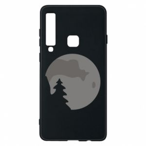 Phone case for Samsung A9 2018 Moon