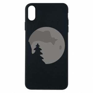 Phone case for iPhone Xs Max Moon