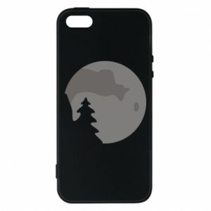 Phone case for iPhone 5/5S/SE Moon