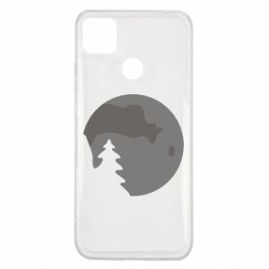 Xiaomi Redmi 9c Case Moon