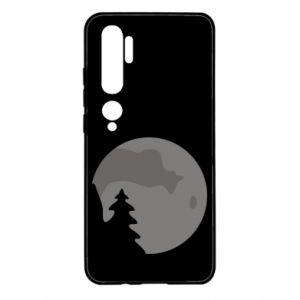 Etui na Xiaomi Mi Note 10 Księżyc