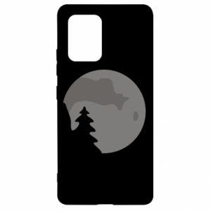 Etui na Samsung S10 Lite Księżyc