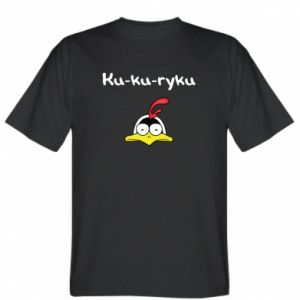 Koszulka męska Ku-ku-ryku